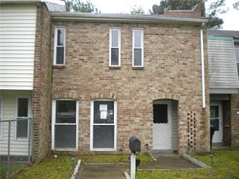 buying foreclosed virginia homes that are currently occupied rules